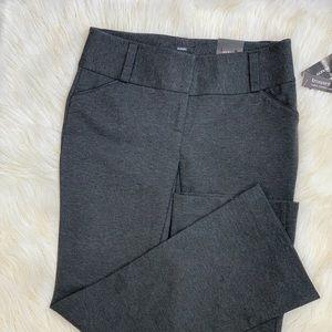 Alfani 🛩 tummy contour grey pants size 8